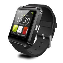 webcams-Bluetooth Smartwatch Wristwatch Touch Screen Smart Bracelet for iOS Android Smartphone on JD