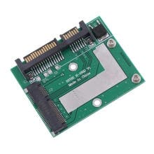 add-on-cards-Add On High Speed Computer MSATA To SATA Stable Adapter Card Conversion Module on JD