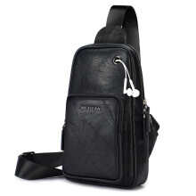 Scarecrow (MEXICAN) men's chest bag fashion business chest bag men's casual Messenger bag