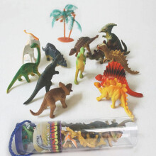 Dinosaur Toy Set Plastic Play Toys Dinosaur Model Action and Figures Best Gift 12pcs/lot