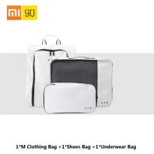 Xiaomi 90fun Multifunctional Travel Storage Bag Clothes Makeup Wash Bag  Cosmetic Case Accessories Container Organizer Office Stora 1500278d576ea