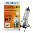Philips H7-12972PR Quartz Headlight Bulb