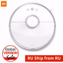 Global Version New Original Xiaomi Roborock Robot Vacuum Cleaner 2 Smart Cleaning Integration Auto Recharge Ultra Suction APP