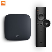 Versión Global Xiaomi Mi TV Box 3 Android 6.0 4K 8GB HD WiFi Bluetooth Multi-idioma Youtube DTS Dolby IPTV Smart Media Player