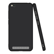 YOMO Protective Case Cover for Redmi 5A, Black