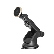 Baseus Magnetic Car Phone Holder with Telescoping Mount, Golden