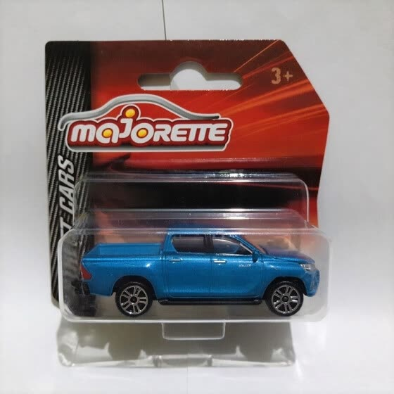 Shop Toyota Hilux Revo By Majorette Diecast 1 58 Online From Best
