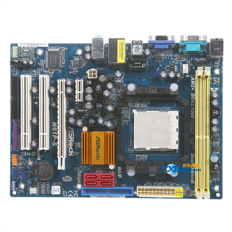 Asrock N61P-S NVIDIA VGA Driver Windows
