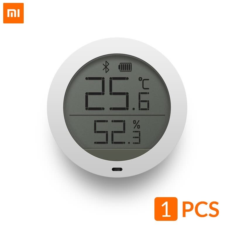 Original Xiaomi Mijia Bluetooth Temperature Smart Humidity Sensor Digital Thermometer Moisture Meter Mi Home APP with Battery