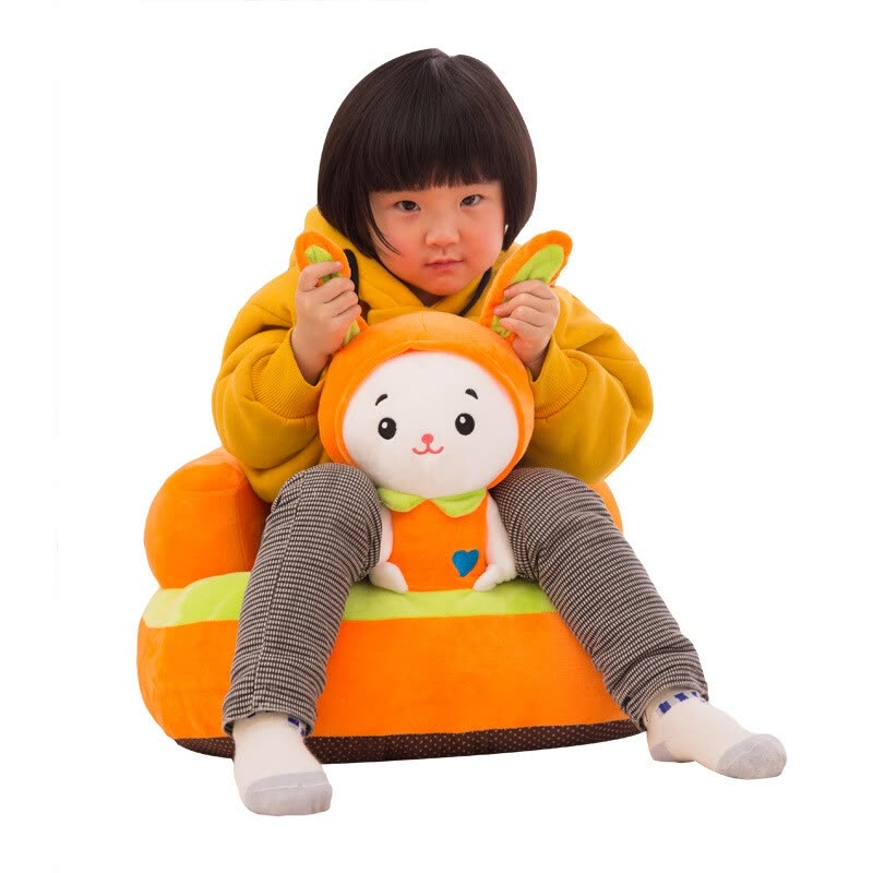 Children Kids Baby Support Seat Soft Car Pillow Cushion Sofa ...