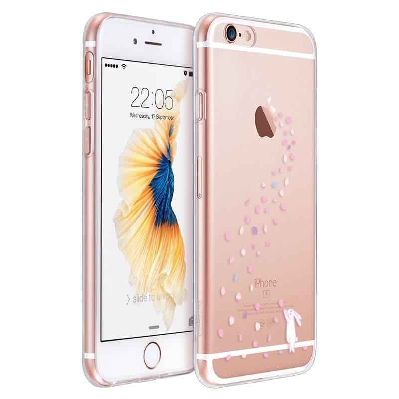 aac09d8b531 ESR) iPhone6 Plus   6s Plus Phone Case   Case Silicone Transparent ...
