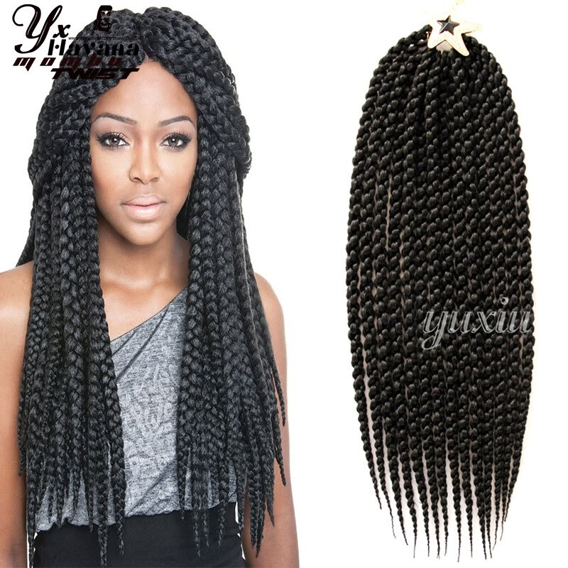 Shop Long Havana Mambo Twists Crochet Braids Hair 22freetress