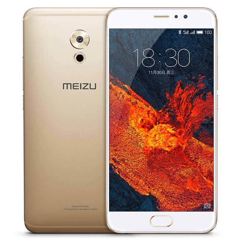 Meizu pro 6 plus  4+64G/128G Samsung Exynos 8890 CPU 5.7'' 2560*1440P Super AMOLED On-Cell экран