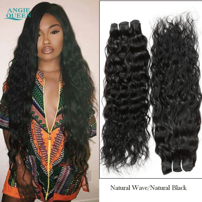 Shop 100 Human Hair Weaving Cambodian Natural Curly Weaves 7a