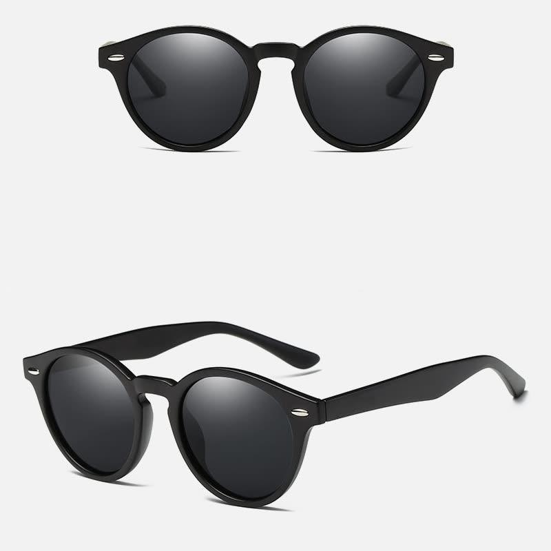 Marco de PC hechos a mano gafas de sol de bambú Hombres gafas de sol ...