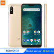 "In Stock! Global Version Xiaomi Mi A2 Lite 4GB 64GB Mobile Phone 5.84"" Full Screen Snapdragon 625 AI Dual Cameras Android 8.1 CE"