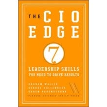 -The CIO Edge: Seven Leadership Skills You Need to Drive ResultsCIO优势 on JD