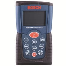 87502-Bosch (BOSCH) GLM80 lithium battery 80 meters laser range finder GLM80 on JD