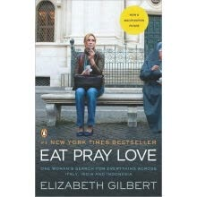 pets-Eat Pray Love: One Womans Search for Everything Across Italy India and Indonesia  一辈子做女孩 英文原版 on JD