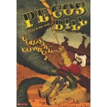 -Pecos Bill Colossal Cowboy: The Graphic Novel (Graphic Spin (Quality Paper)) on JD