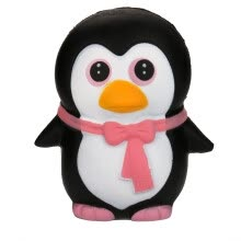 -Squeeze Penguin Cream Bread Scented Slow Rising Toys Phone Charm Gifts on JD