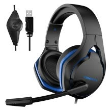 -Siberia (XIBERIA) V22 computer headset headset gaming headset wired gaming headset headset with wheat usb7.1 channel red on JD