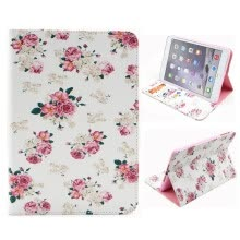 -Floral Jacquard Wallet Leather Case Cover For iPad Mini 1 2 3 Retina on JD
