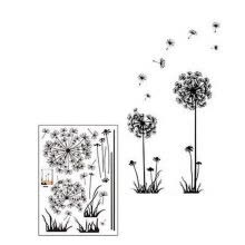 -Removable Art Vinyl Quote DIY Dandelion Wall Sticker Decal Mural Home Room Decor on JD
