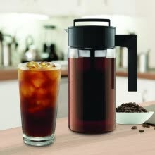 -900ML Cold Brew Iced Coffee Maker Airtight Seal Silicone Handle  Coffee Kettle on JD