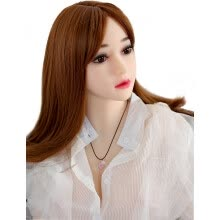 -Life like huge breast sex doll for 162CM/63.8inches men with vagina real adult sex dolls for Male Masturbation on JD