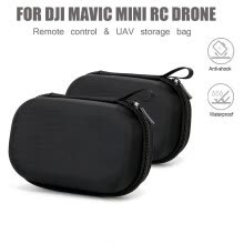 -Portable Remote Controller & Drone Protective Storage Bag for DJI Mavic Mini on JD