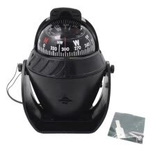 -LED Light Digital Compass Magnetic Sphere Marine Military Electronic Boat For Marine Boat Car on JD