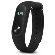 -Original Xiaomi Mi Band 2 Smartband IP67 Waterproof Heart Rate Monitor Sedentary Reminder Bluetooth on JD