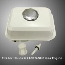 -Engine Fuel Gas In-Tank W/ Filter Cap Petcock For Honda GX160 5.5HP GX200 US on JD