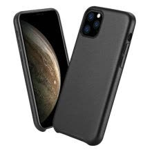 -Shockproof Cases For IPhone11 Pro MAX Shockproof Simple Soft PU Leather Ultra-thin Protective Covers For IPhone11 Pro MAX Case on JD
