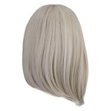 -Lacetre High Quality Sexy Women Short Light Yellow Wig Party Synthetic Fashion Wigs Ros on JD