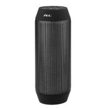 -AEC Bluetooth Stereo Speaker Bass Subwoofer with MIC Support TF FM Line in Handsfree Call for iPhone iPad Samsung Smartphone Porta on JD