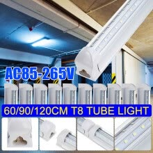 -5/10x 90CM/60CM T8 LED Light Tube,6500K Cool White ,23.6/35.4In LED Tube Light,L on JD