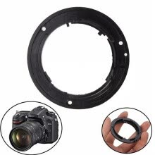 -Lens Bayonet Mount Ring Accessories For Nikon 18-135/18-55/18-105/55-200mm on JD