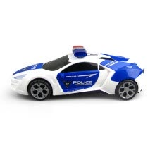 -New Cool Car Flashing LED Light Music Sound Electric Toy Cars Kids Children Gift on JD