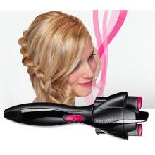 -Electric Hair Braider Plait Twist Styling Braiding Machine Quick Braid Hairstyle Tool on JD