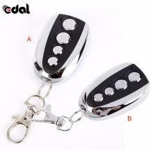 -EDAL 1PC Remote Control Cloning Gate for Garage Door Car Alarm Products Keychain 433 Mhz on JD