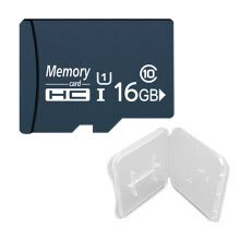 -Memory Card Resuable SD Card Universal Mini Flash Memory for Smartphone Portable Ultra Micro Card, 16GB on JD