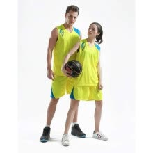 -Men's new DIY customized basketball suit competition training sports jersey print team uniform2900 on JD