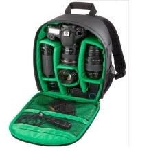-Multi-Functional Outdoor Waterproof Shockproof Storage Bag Travel Backpack For Canon EOS Sony Nikon DSLR Digital Camera on JD