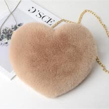 supply-chain-management-Fashion women girl streetwear bag female chain messenger bag plush shoulder bag handbags on JD