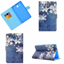 -BannerLive TPU Case for  Samsung Galaxy Tab A 7.0 T280 Cover GalaxyT280 Funda Coque Marble Magnolia Flower Forest  Cat  Butterfly on JD