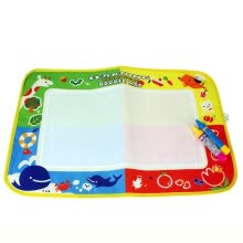 -Water Drawing Painting Writing Mat Board Magic Pen Doodle Toy Gift 46 x 30cm on JD