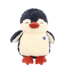 -TOYFUNNY Plush Penguin Stuffed Toy Cute Penguin Doll With Cuddle Pillow For Children Gift on JD
