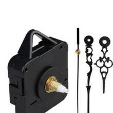 -1 Set wall DIY Quartz Clock Movement Mechanism Black Repair Tool Parts Kit DIY Set With Hook Drop Shipping on JD